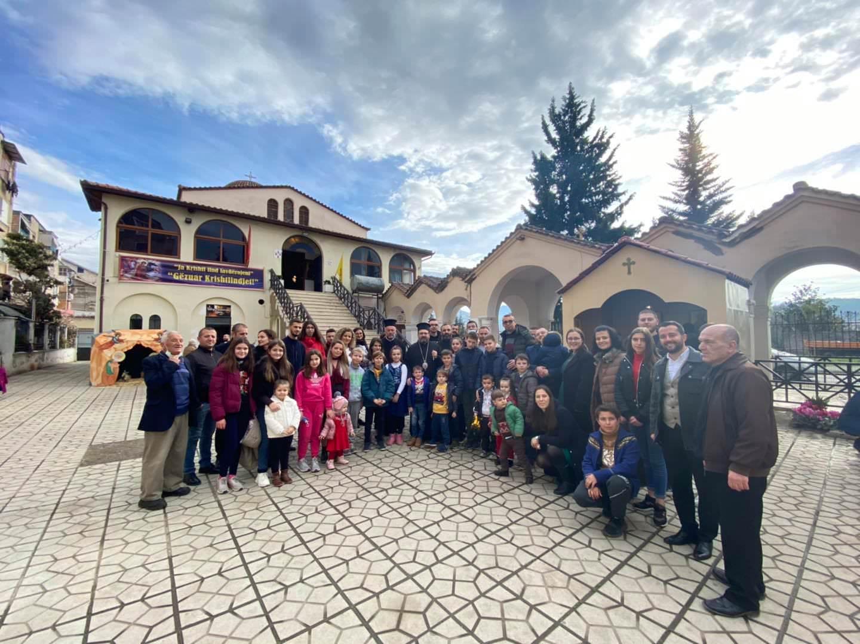 Αλβανία Χριστούεγννα 2020