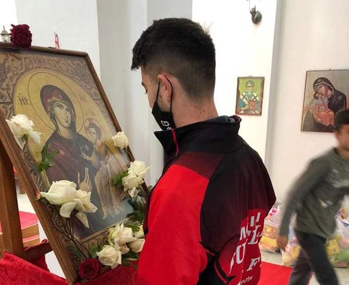 Εκκλησία Αλβανίας Χριστούεγννα