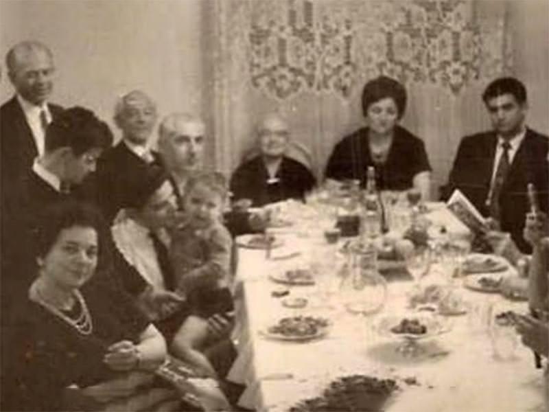 τραπέζι Χριστουγέννων στην Ήπειρο