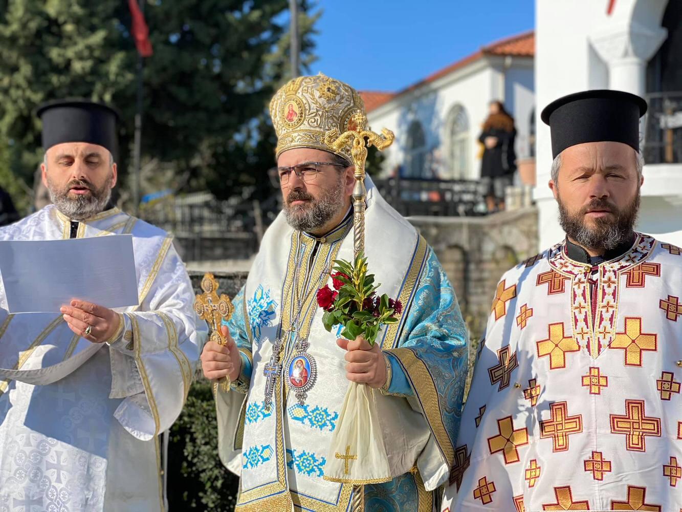 Μητροπολίτης Ελμπασάν Αλβανίας 2021
