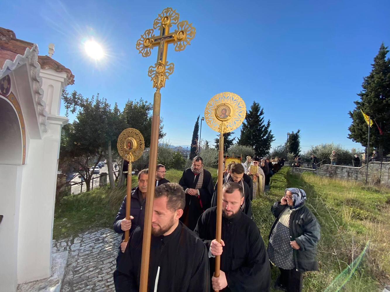 εορτή Αγίου Αθανασίου Αλβανία