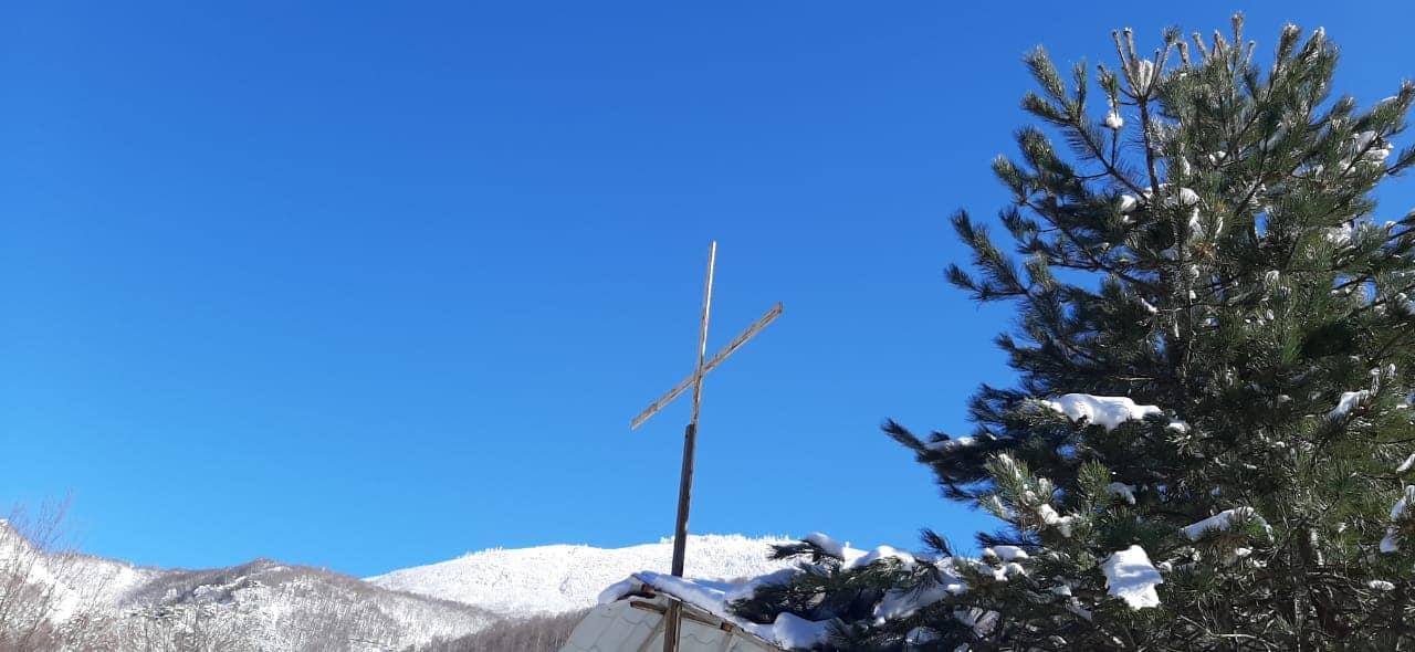 Ιερά Μητρόπολη Ελμπασάν Σταυρός