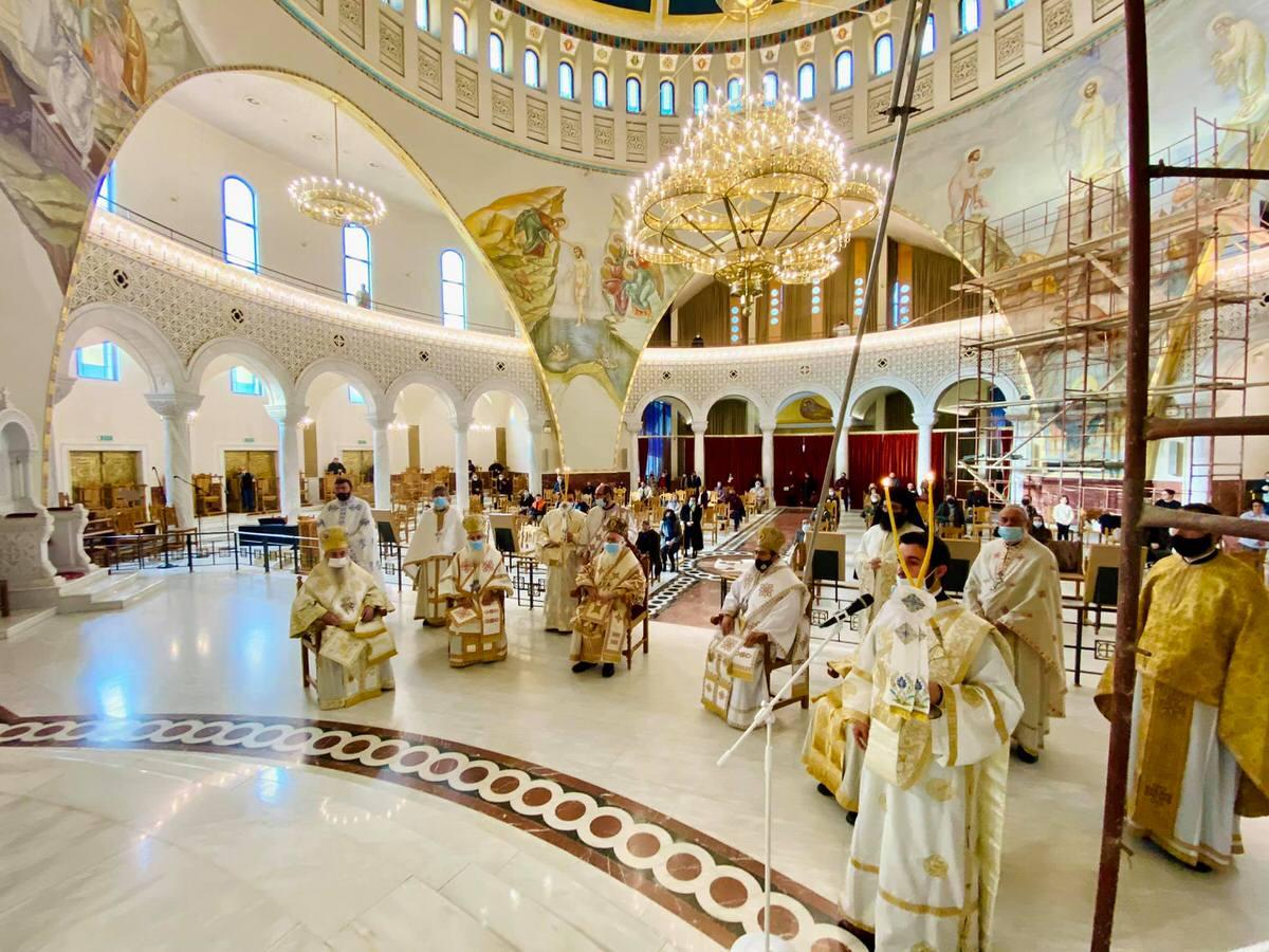 Αρχιεπίσκοπος Αλβανίας Αναστάσιος 2021 ευχές