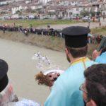 Κατάδυση του Τιμίου Σταυρού στο Μπεράτι Αλβανίας