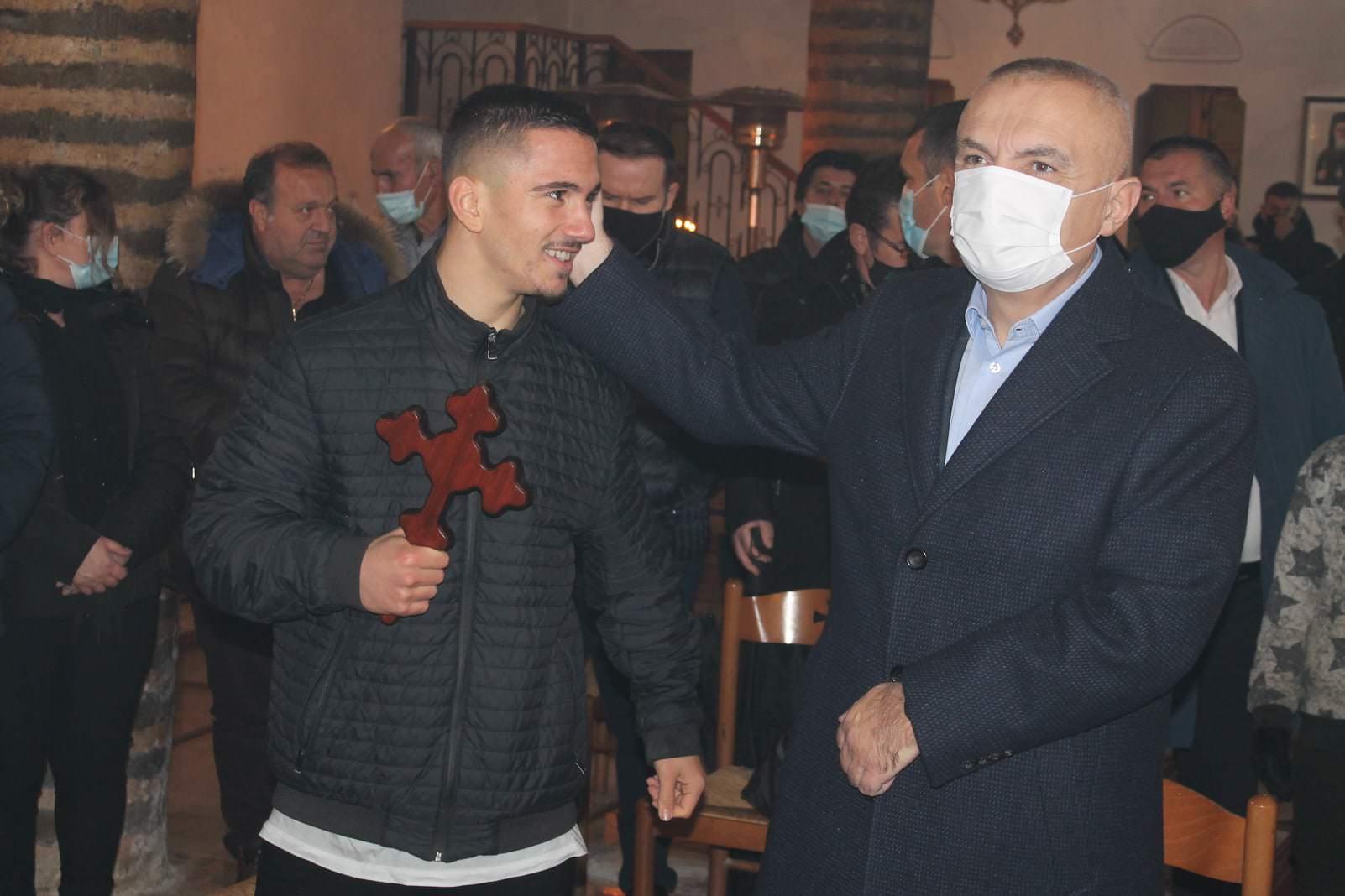 Αλβανός Πρόεδρος Ιλίρ Μέτα Φώτα 2021
