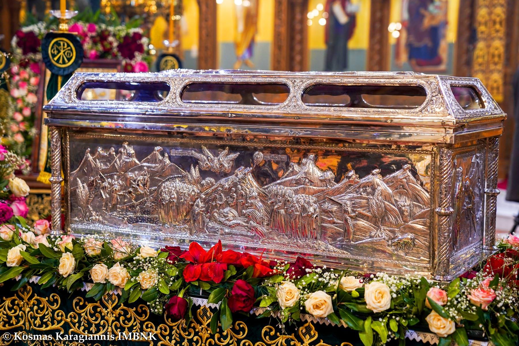Λειψανοθήκη Αγίου Αντωνίου Βεροίας