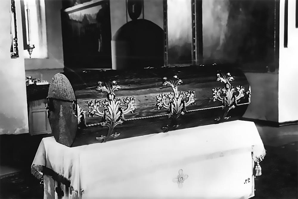 Λειψανοθήκη Οσίου Σεραφείμ του Σαρώφ