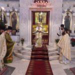 Θεία Λειτουργία Κορίνθου Διονύσιου Κυριακή μετά τα Φώτα