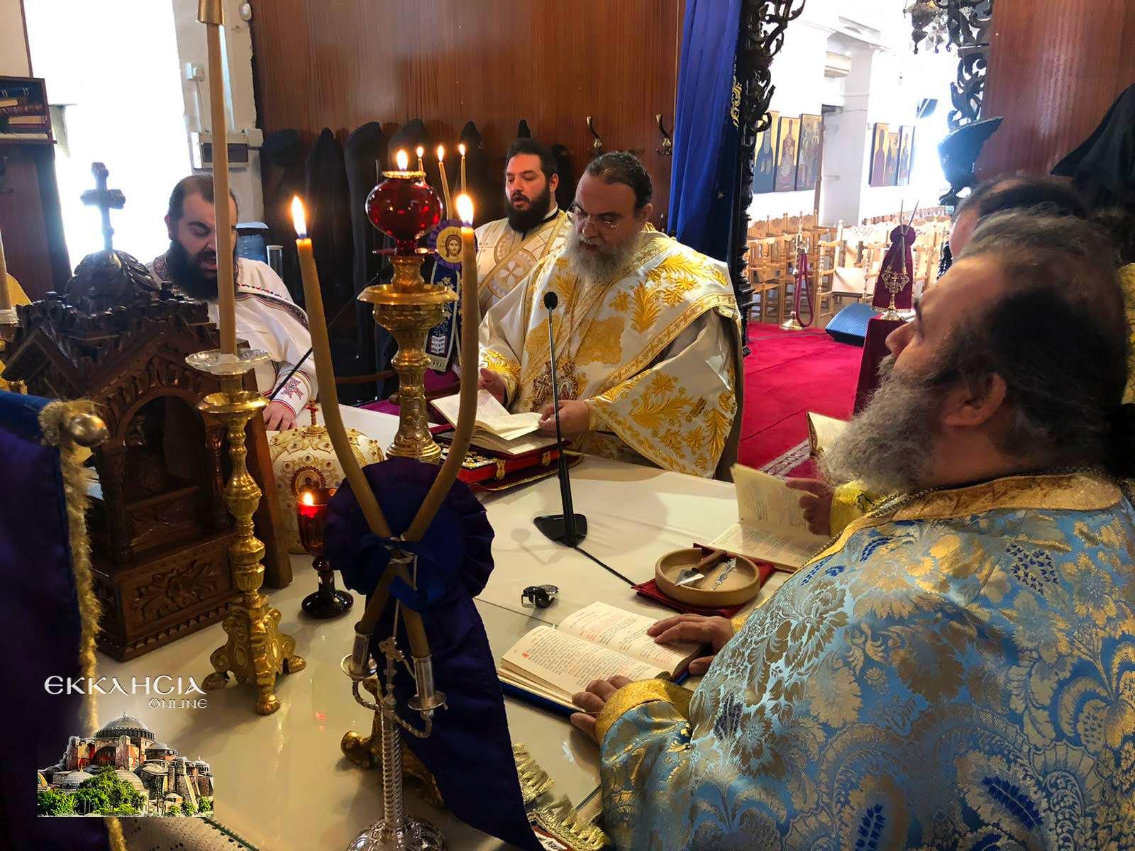 2ο ετήσιο Μνημόσυνο Μητροπολίτου Σιατίστης Παύλου