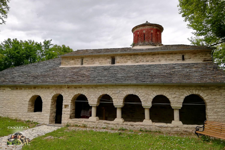 Ιερά Μονή Σιστρουνίου
