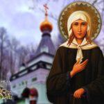 Οσία Ξένη Διά Χριστόν Σαλή 24 Ιανουαρίου