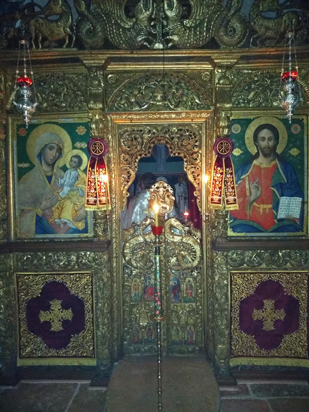 Μοναστήρι Γηρομερίου Φιλιατών