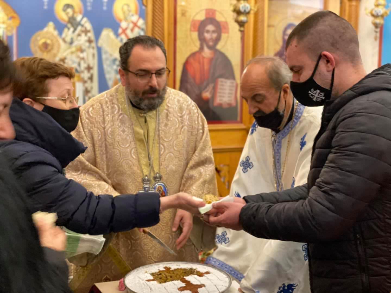 Εκκλησία της Αλβανίας Πρωτοχρονιά 2021
