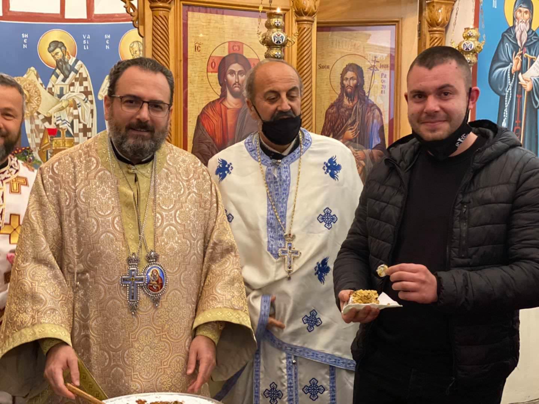 Εκκλησία Αλβανίας Πρωτοχρονιά 2021