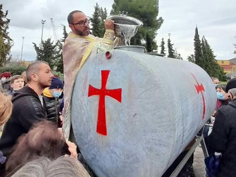 Θεοφάνεια 2021 Αλβανία Βγιόσε