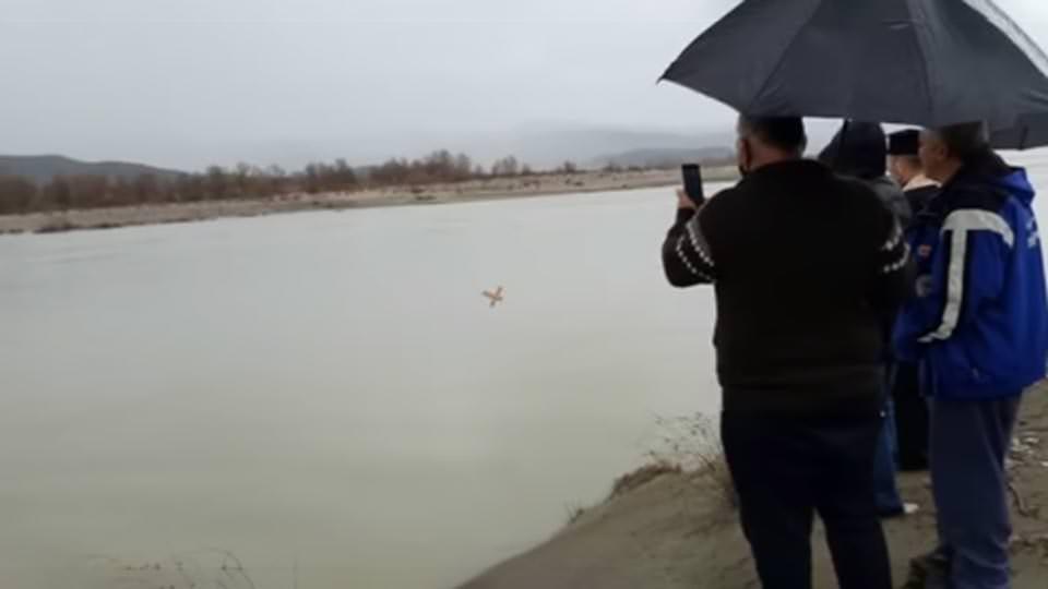 Θεοφάνεια 2021 στον ποταμό Βγιόσε