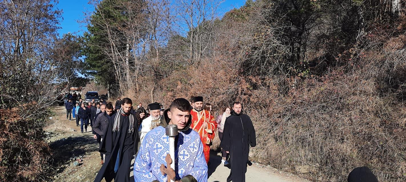 Εκκλησία της Αλβανίας Ενορία Γκινάρ Θεοφάνεια παλαιό ημερολόγιο