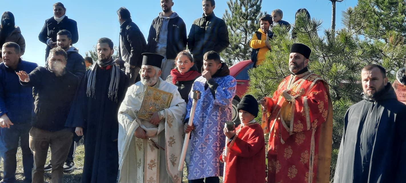 Θεοφάνεια 2021 Αλβανία παλαιό ημερολόγιο