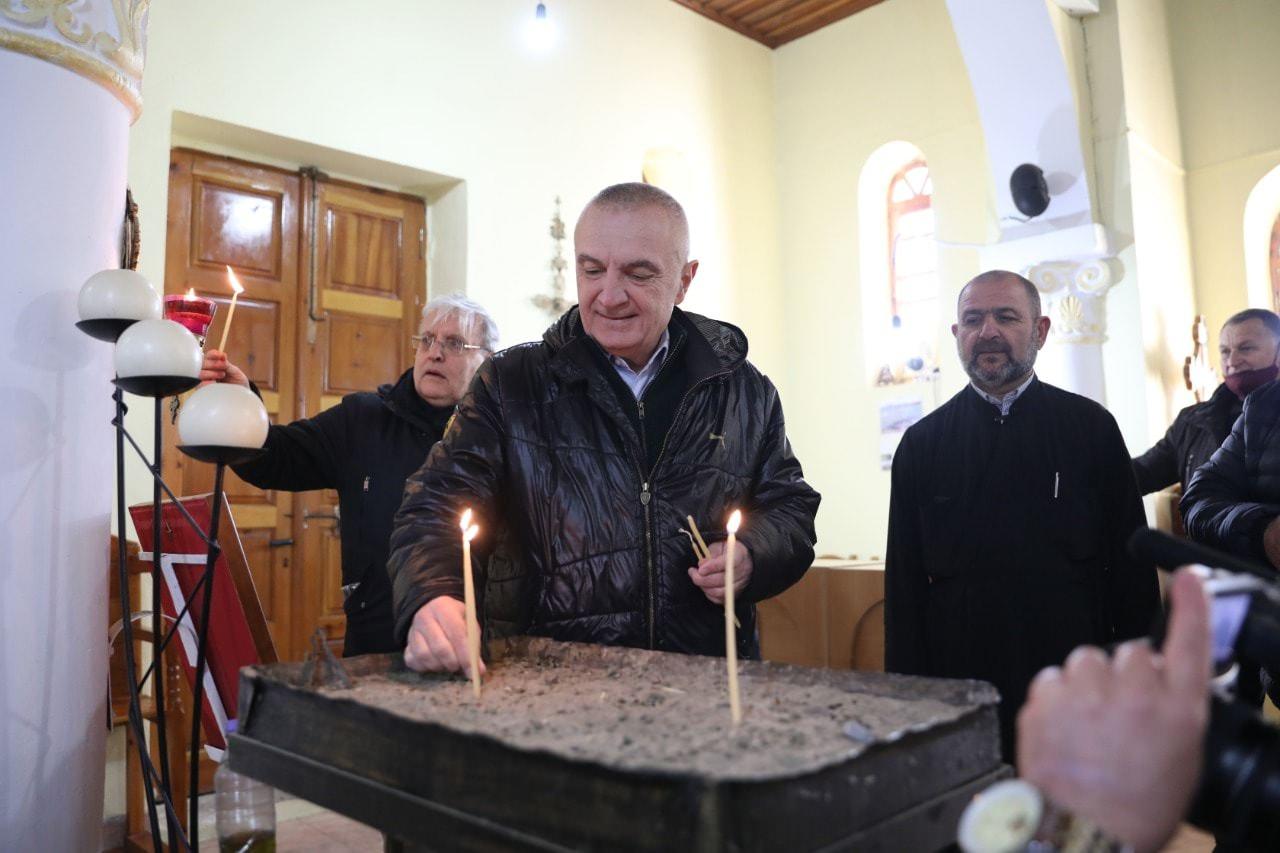 Ιλίρ Μέτα εκκλησία 2021