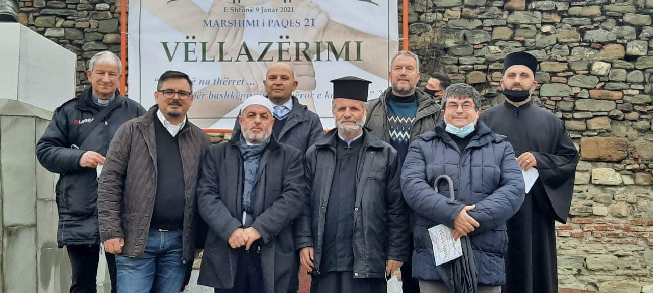 Ειρήνη και αδελφοσύνη θρησκείες Αλβανία