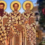 Τριών Ιεραρχών Λυκαβηττός 30 Ιανουαρίου