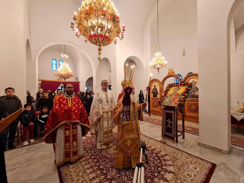 γιορτή Αγίου Βλασίου στο Δυρράχιο