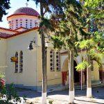 Εκκλησία Αγίου Χαραλάμπους Πεδίον του Άρεως