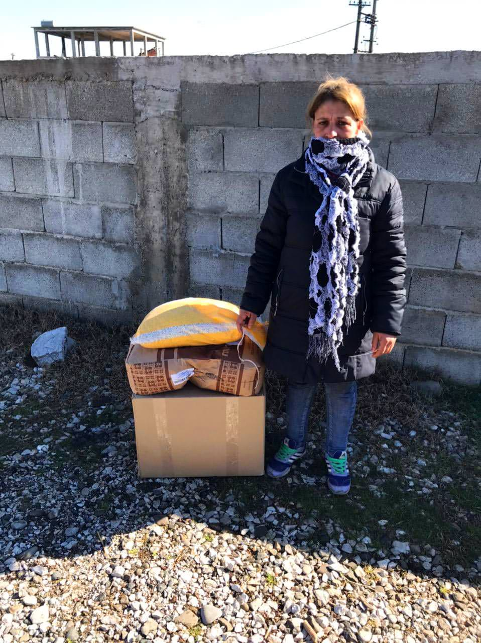 Εκκλησία Αλβανίας στηρίζει μετανάστες