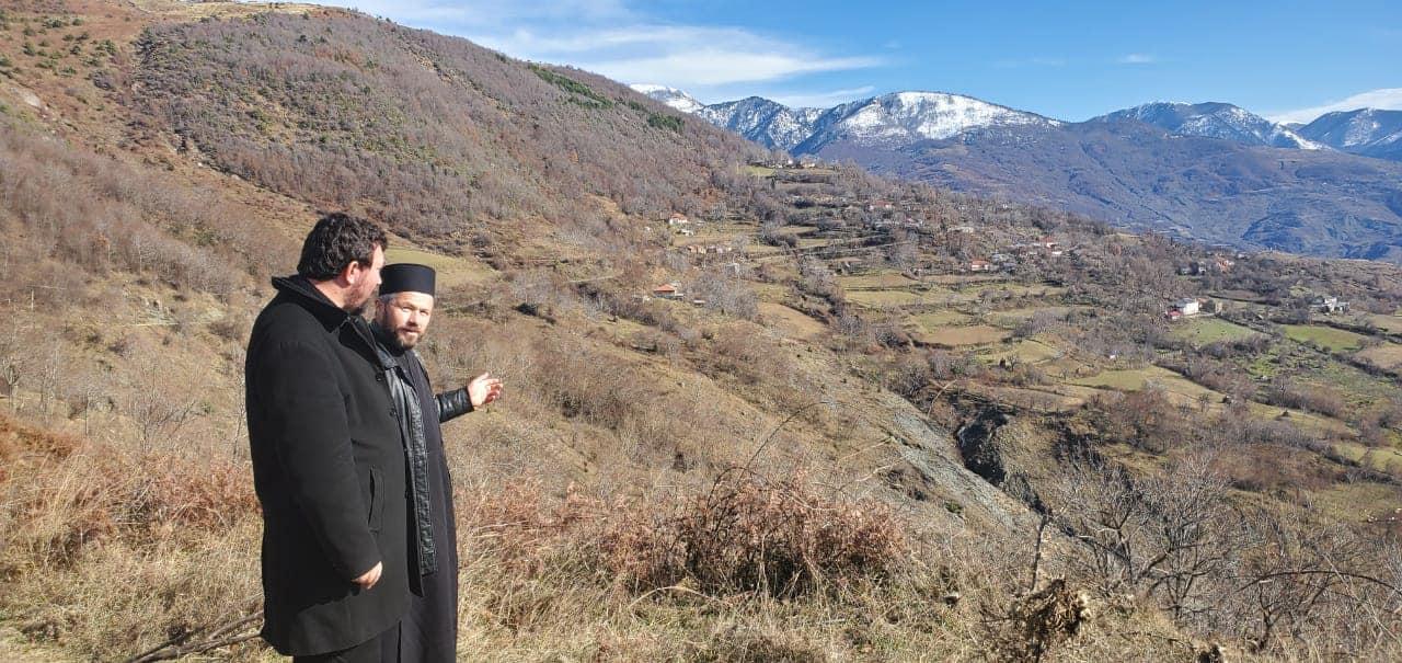Απομακρυσμένο και φτωχό χωριό της Αλβανίας από την Ορθόδοξη Εκκλησία