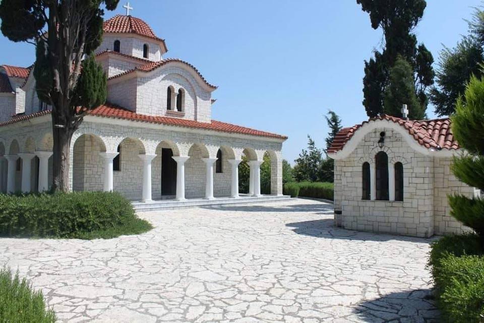 Μοναστήρι του Αγίου Βλασίου στο Δυρράχιο