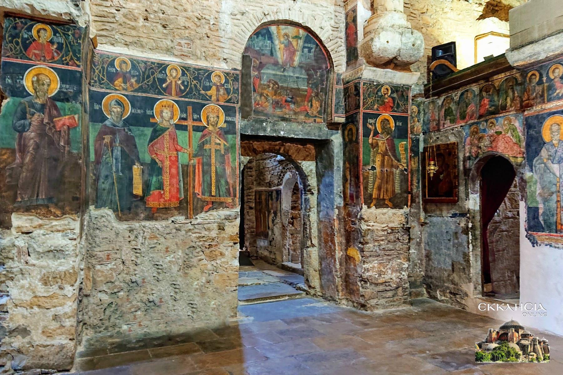 Ναός Παναγίας Παρηγορήτισσας Άρτα