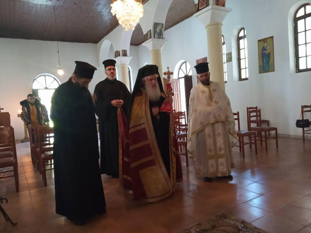 Ευαγγελισμός της Θεοτόκου στις Ορθόδοξες Εκκλησίες 2021