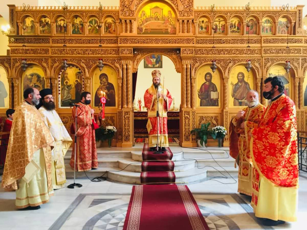 Ευαγγελισμός της Θεοτόκου στις Ορθόδοξες Εκκλησίες Αλβανίας 2021