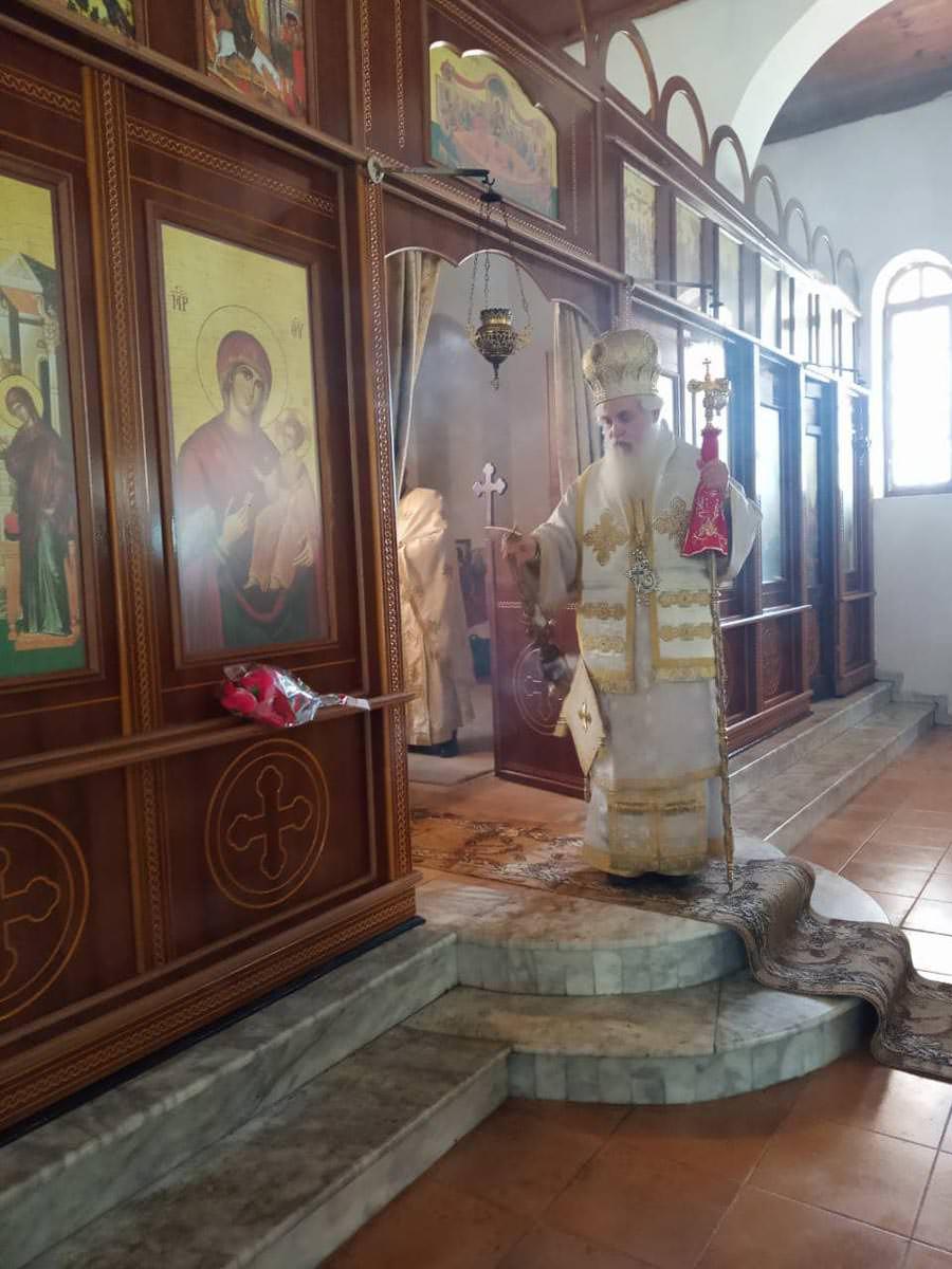 Ευαγγελισμός της Θεοτόκου στις Ορθόδοξες Εκκλησίες