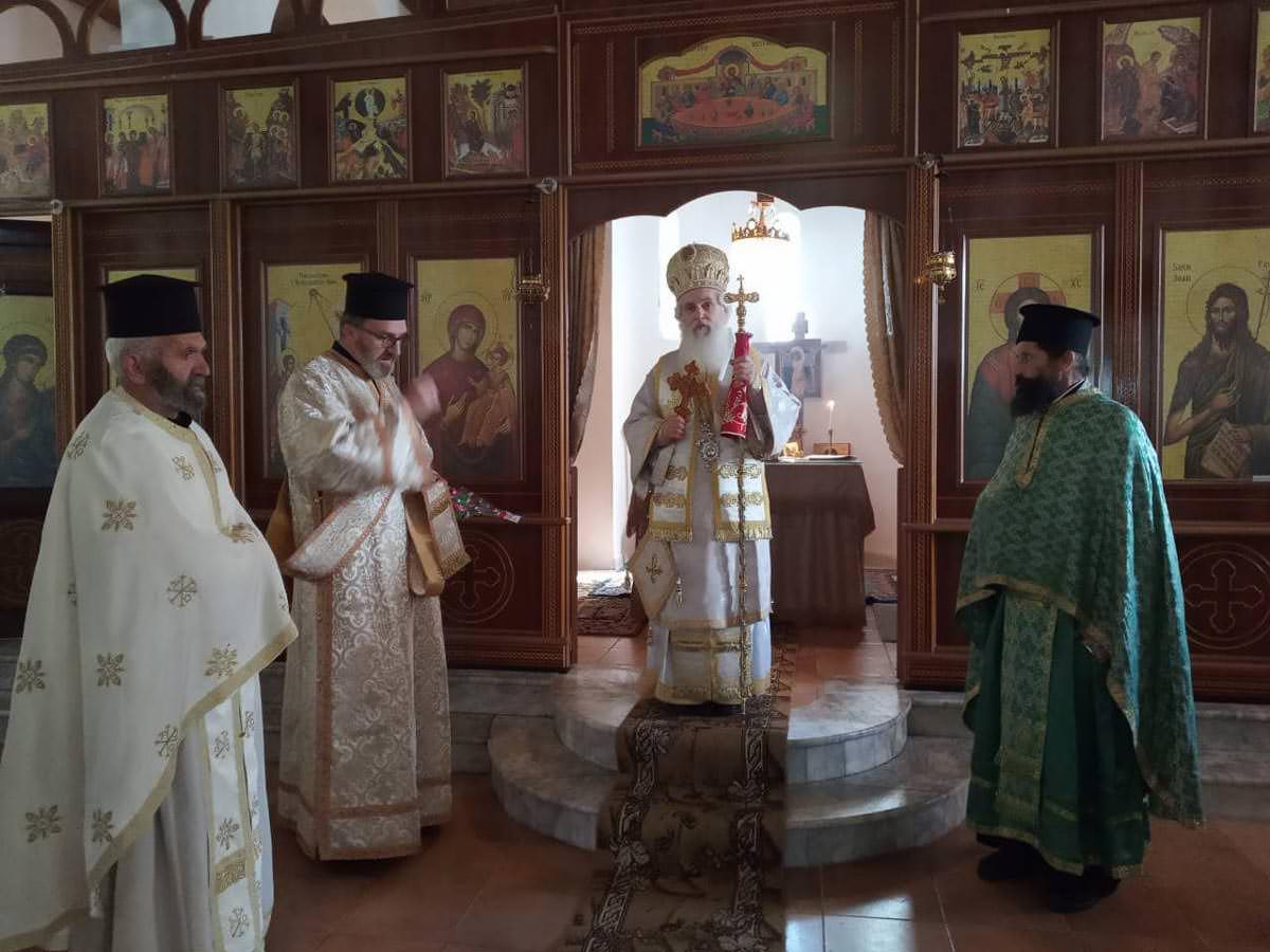 Ευαγγελισμός της Θεοτόκου στις Εκκλησίες Αλβανίας 2021