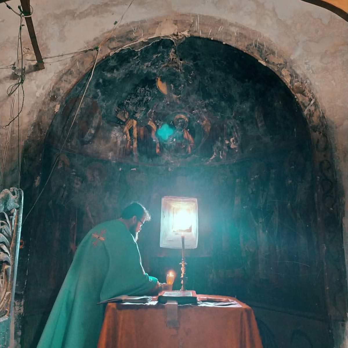 Ευαγγελισμός της Θεοτόκου στις Εκκλησίες Αλβανίας
