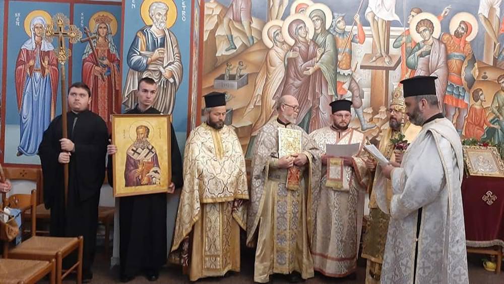 λιτανείες εορτή Κυριακή της Ορθοδοξίας Εκκλησίας Αλβανία