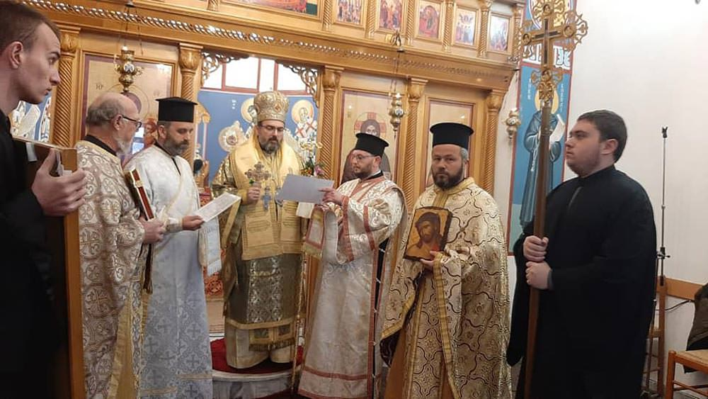 εορτή Κυριακή της Ορθοδοξίας Εκκλησία Αλβανία 2021