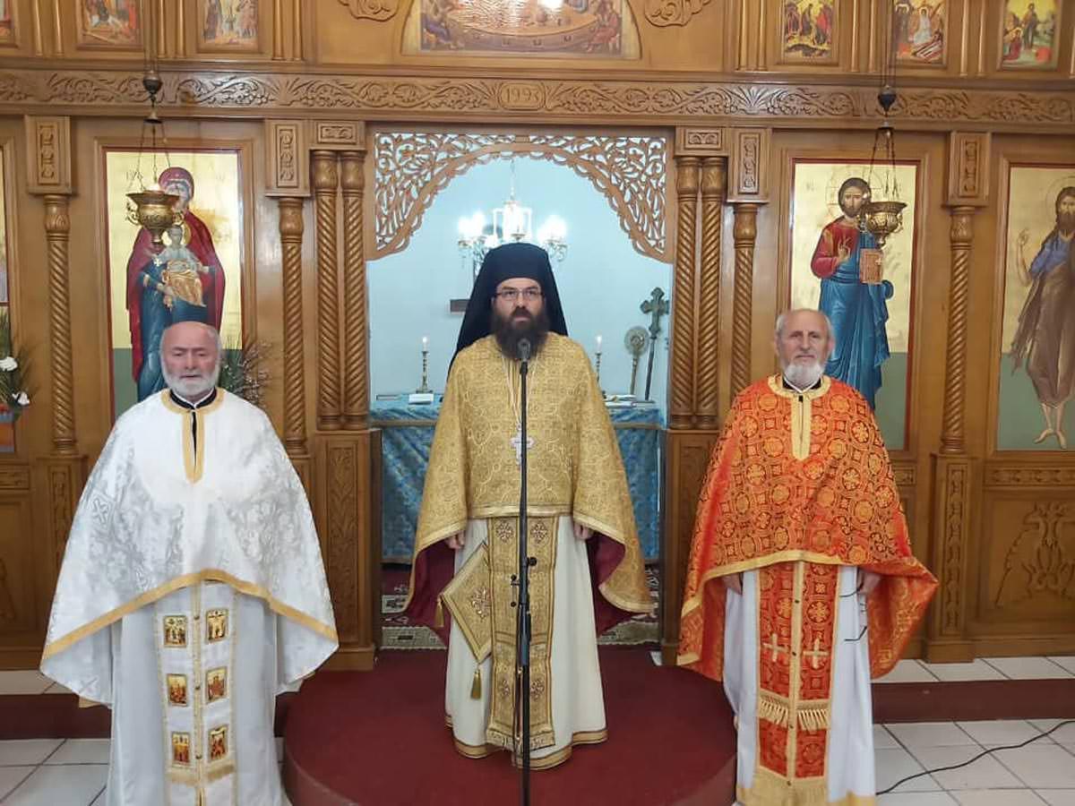 Δια Κολλύβων Θαύμα στο ναό των Αγίων Θεοδώρων Αυλώνα Αλβανίας