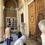 Μητροπολιτικός Ναός Αθηνών Συντήρηση