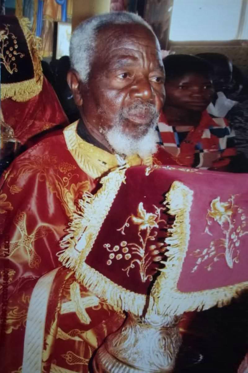 πατήρ Λάζαρος Κονγκό