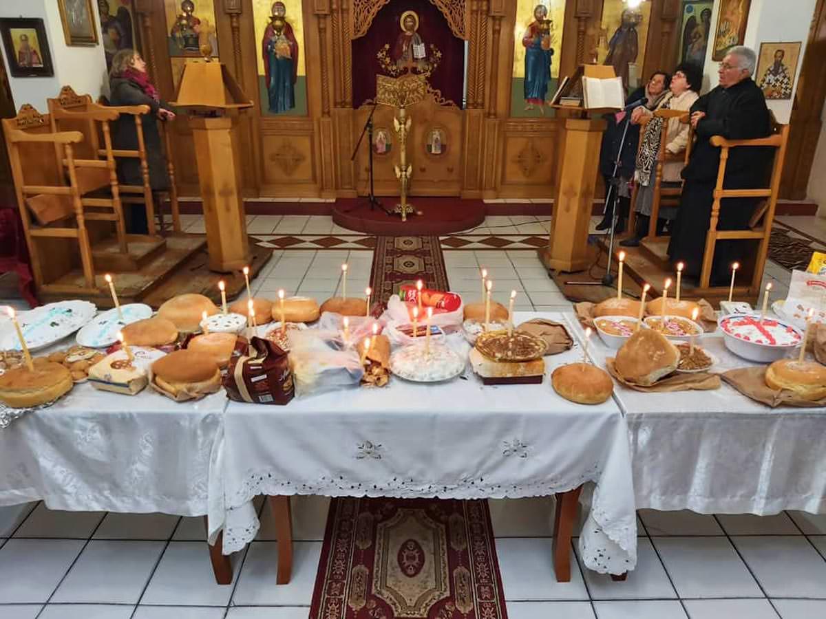 Ψυχοσάββατο Εκκλησία Αλβανία