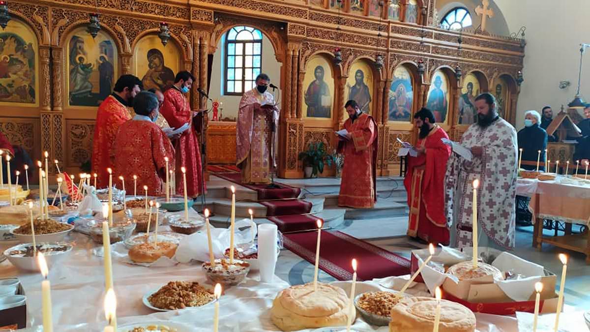 Ψυχοσάββατο Εκκλησία Αλβανίας