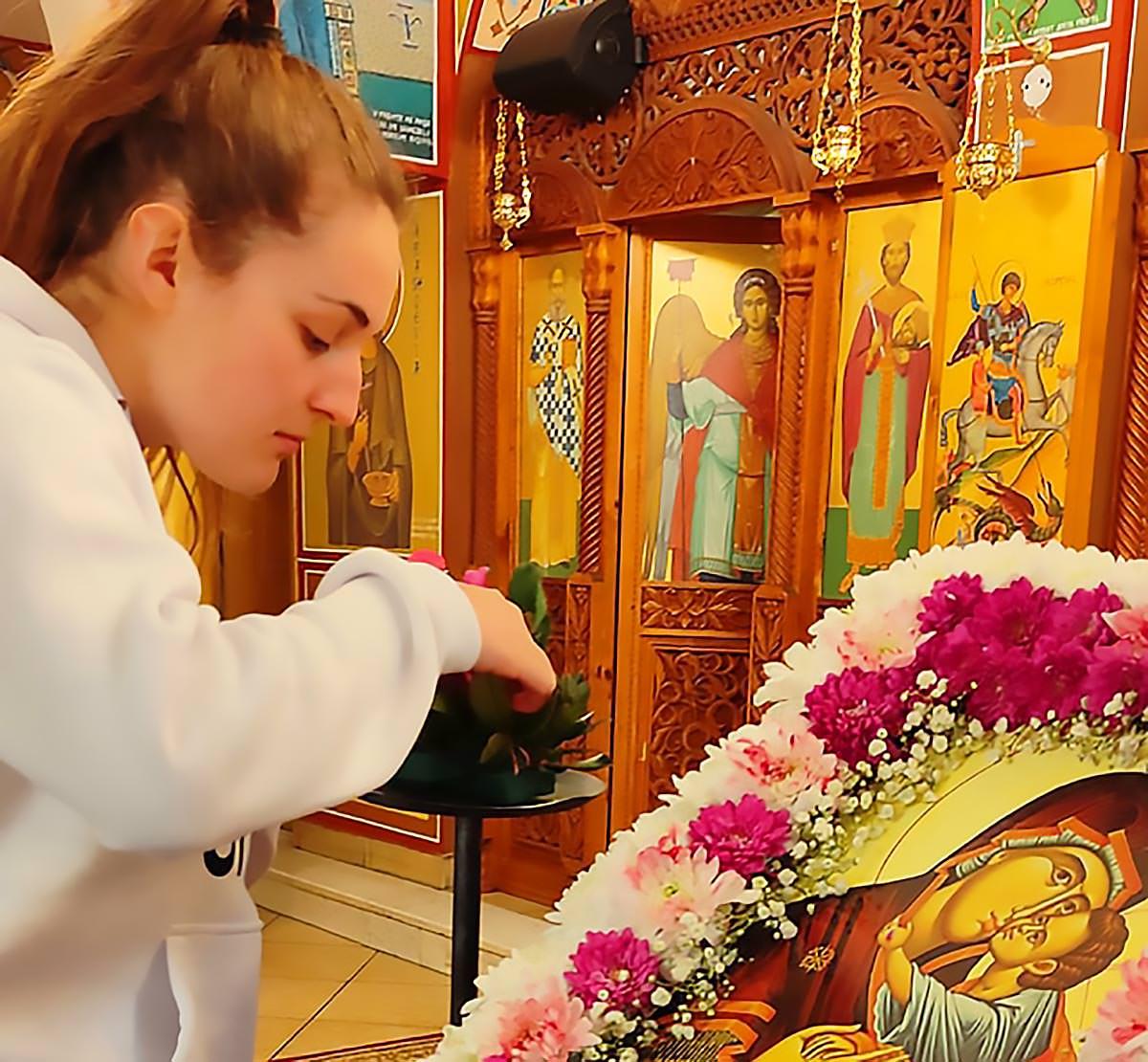 Α Χαιρετισμοί στην Εκκλησία της Αλβανίας