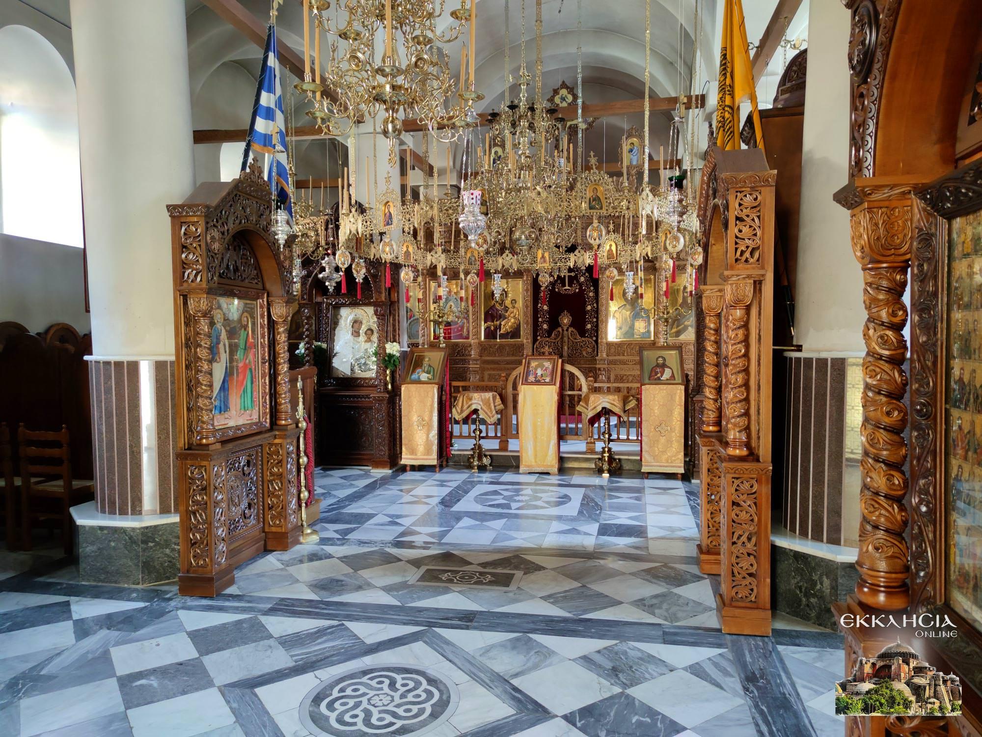 Ιερά Μονή Αγίας Λαύρας