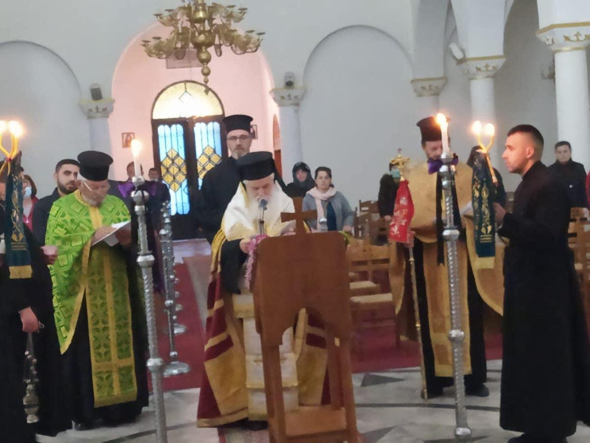 Ακάθιστος Ύμνος στις Ορθόδοξες Εκκλησίες της Αλβανίας 2021