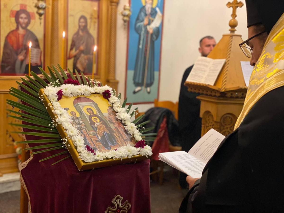 Ακάθιστος Ύμνος στις Ορθόδοξες Εκκλησίες Αλβανίας