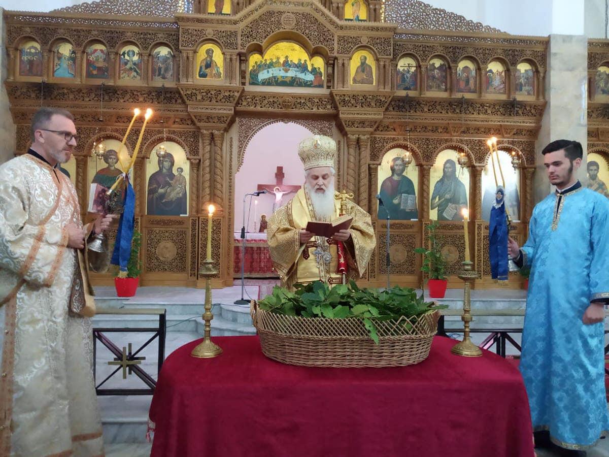 Κυριακή των Βαΐων Εκκλησία Αλβανίας 2021