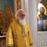 Αρχιεπίσκοπος Αλβανίας Αναστάσιος 2021