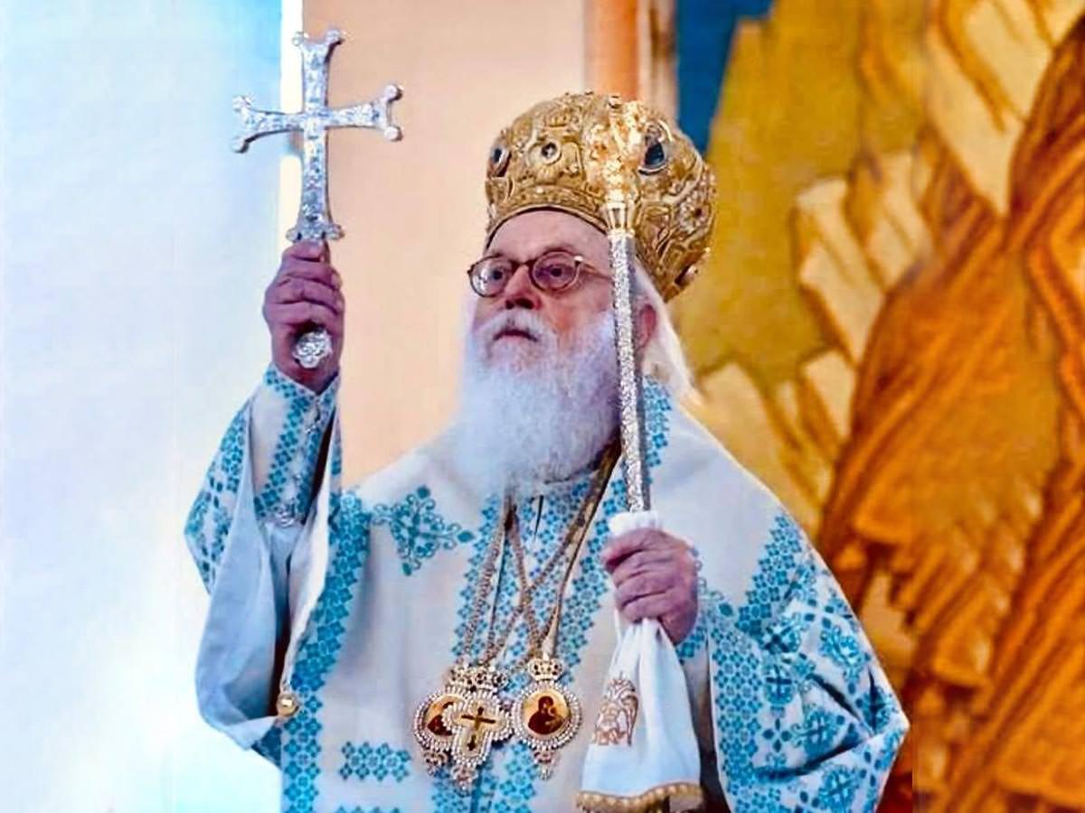 Αρχιεπίσκοπος Αναστάσιος